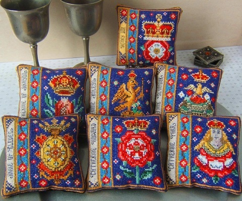 Henry_VIII_Pincushion_Collection