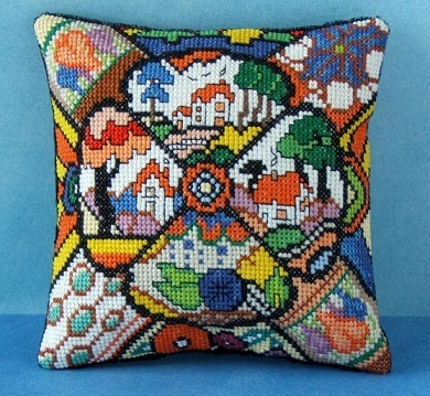 Art_Deco_Daydream_Mini_Cushion_Cross_Stitch_Kit