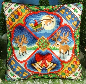 The_Night_Before_Christmas_Cross_Stitch_Kit