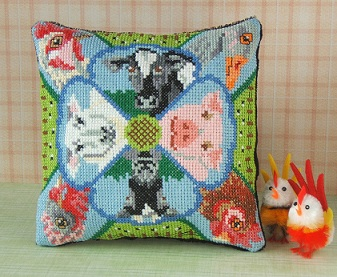 On_the_Farm_cross_stitch