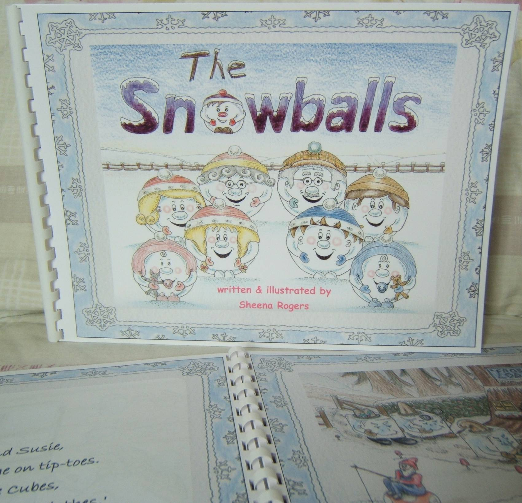 The_Snowballs_Book