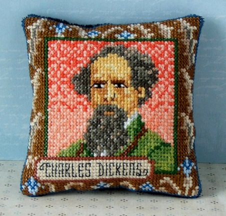 Charles_Dickens_Cross_Stitch_Kit