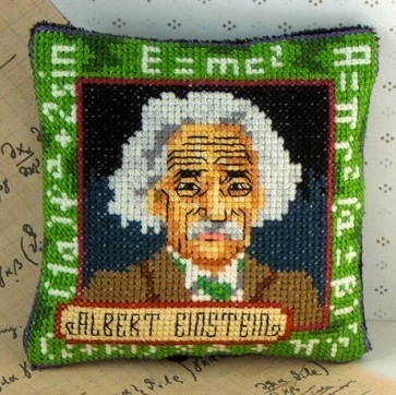 Albert_Einstein_Cross_Stitch_Kit
