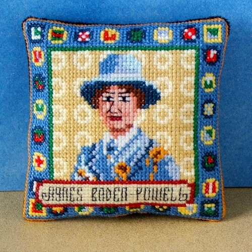 Agnes_Baden-Powell_cross_stitch_Kit