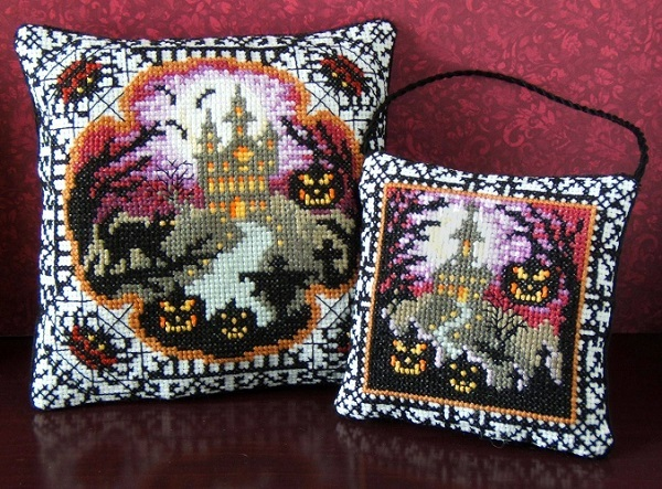Halloween_House_on_the_Hill_Cross_Stitch_Kits