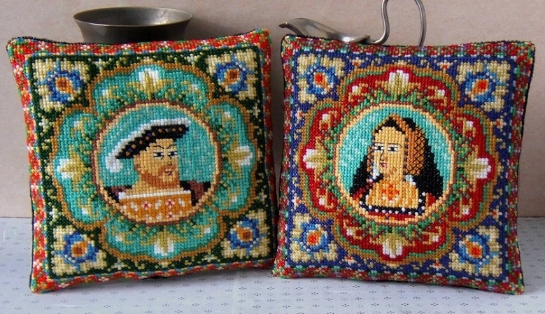 Tudor_Miniature_Portrait_Cross_Stitch_Kits