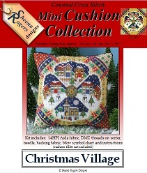 Christmas Village_Kit_Cover