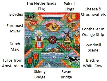 The_Netherlands_cross_stitch_Picture
