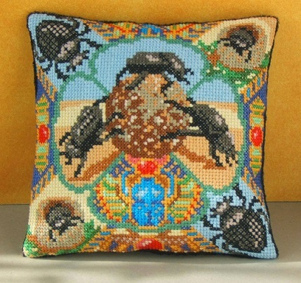 Dung_Beetles_Cross_Stitch_Kit