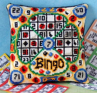 Bingo_Mini_Cushion_Cross_Stitch_Kit