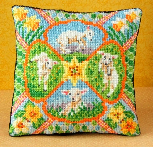 Spring_Lambs_Cross_Stitch_Kit
