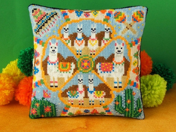 Llama_Party_Cross_Stitch_Kit