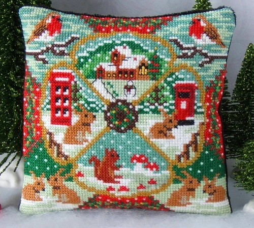 A_Country_Christmas_Cross_Stitch_Kit