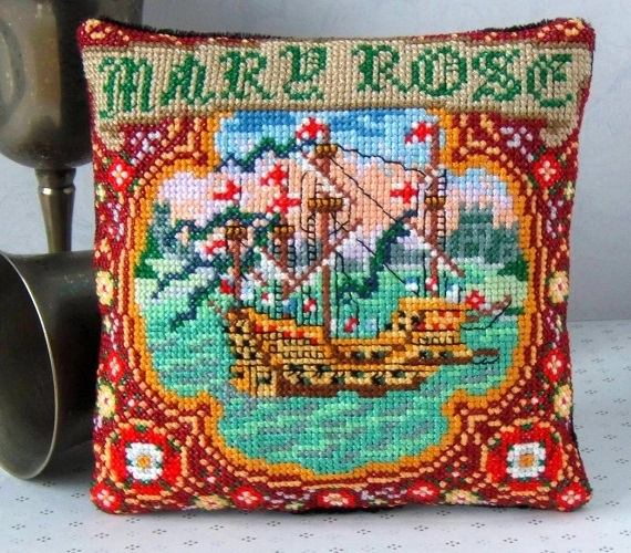 The_Mary_Rose_Cross_Stitch_Kit