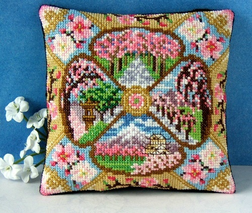 Sakura_Cherry_Blossom_Cross_Stitch_Kit