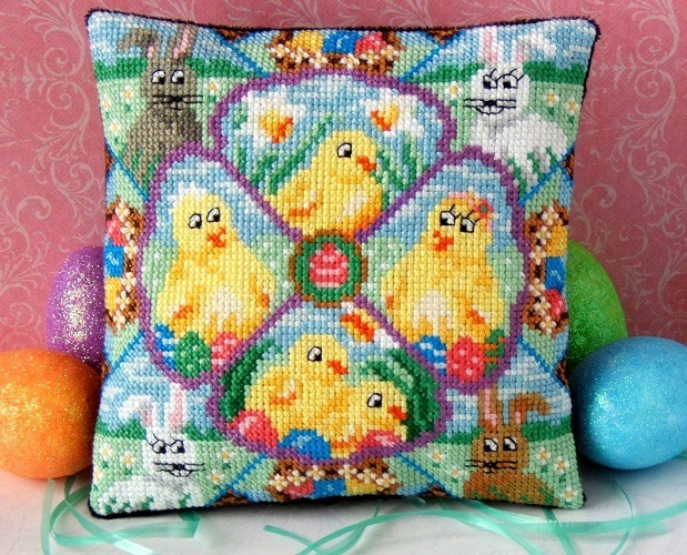 Easter_Chicks_and_Bunnies_Cross_Stitch_Kit