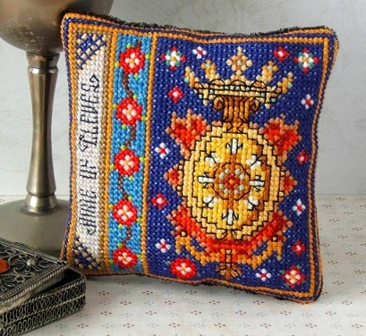 Anne_of_Cleves_Pincushion_Cross_Stitch_Kit