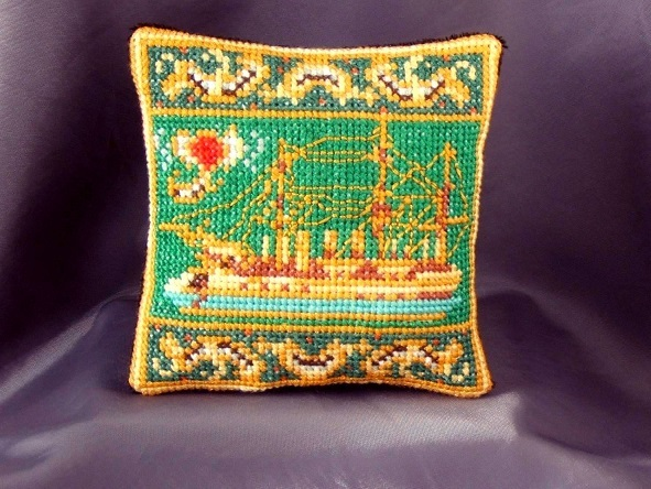 Pamiat_Azova_Faberge_Cross_Stitch_Kit