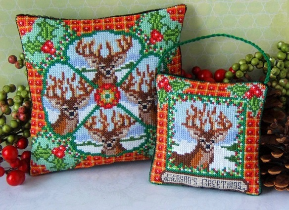 Christmas_Stags_Cross_Stitch_Kits