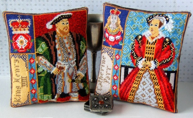 Henry_and_Catherine_Parr_Cross_Stitch_Kits