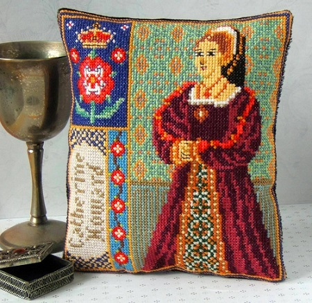 Catherine_Howard_Cross_Stitch_Kit
